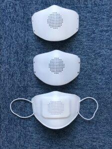 3Dプリンタマスク